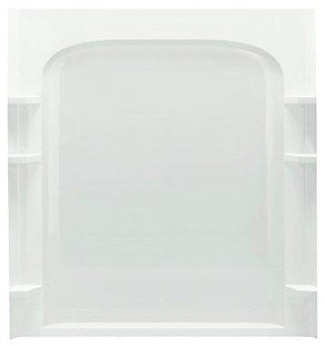 "Sterling Ensemble 72232106-0 60"" X 72-1/2"", White, Vikrell, Modular, Back, Corner, Alcove, Shower Enclosure Back Wall"