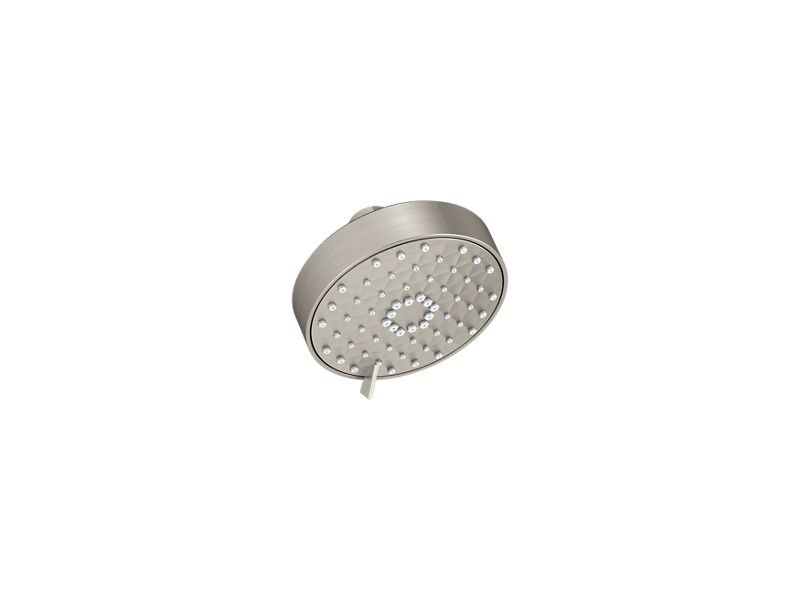 Kohler K-72419-BN Awaken G110 2 GPM Multifunction Showerhead in Vibrant Brushed Nickel