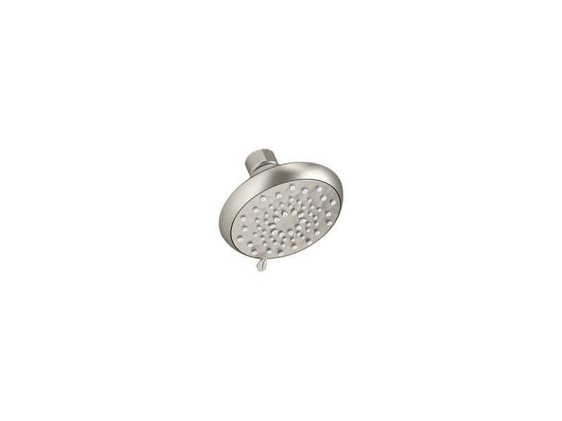 Kohler K-72424-BN Awaken B90 2 GPM Multifunction Showerhead in Vibrant Brushed Nickel