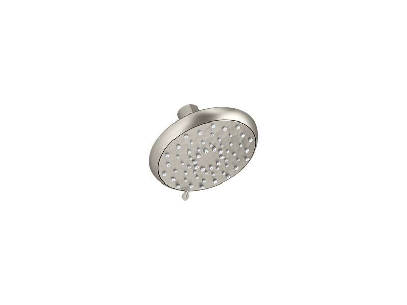 Kohler K-72425-BN Awaken B110 Multifunction 2 GPM Showerhead in Vibrant Brushed Nickel