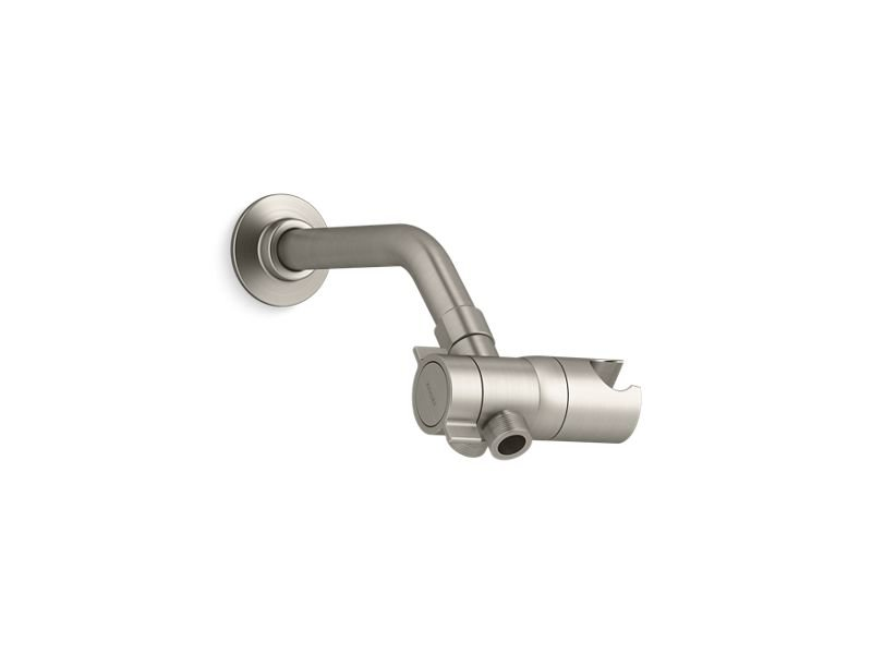 Kohler K-98770-BN Awaken Shower Arm Diverter in Vibrant Brushed Nickel