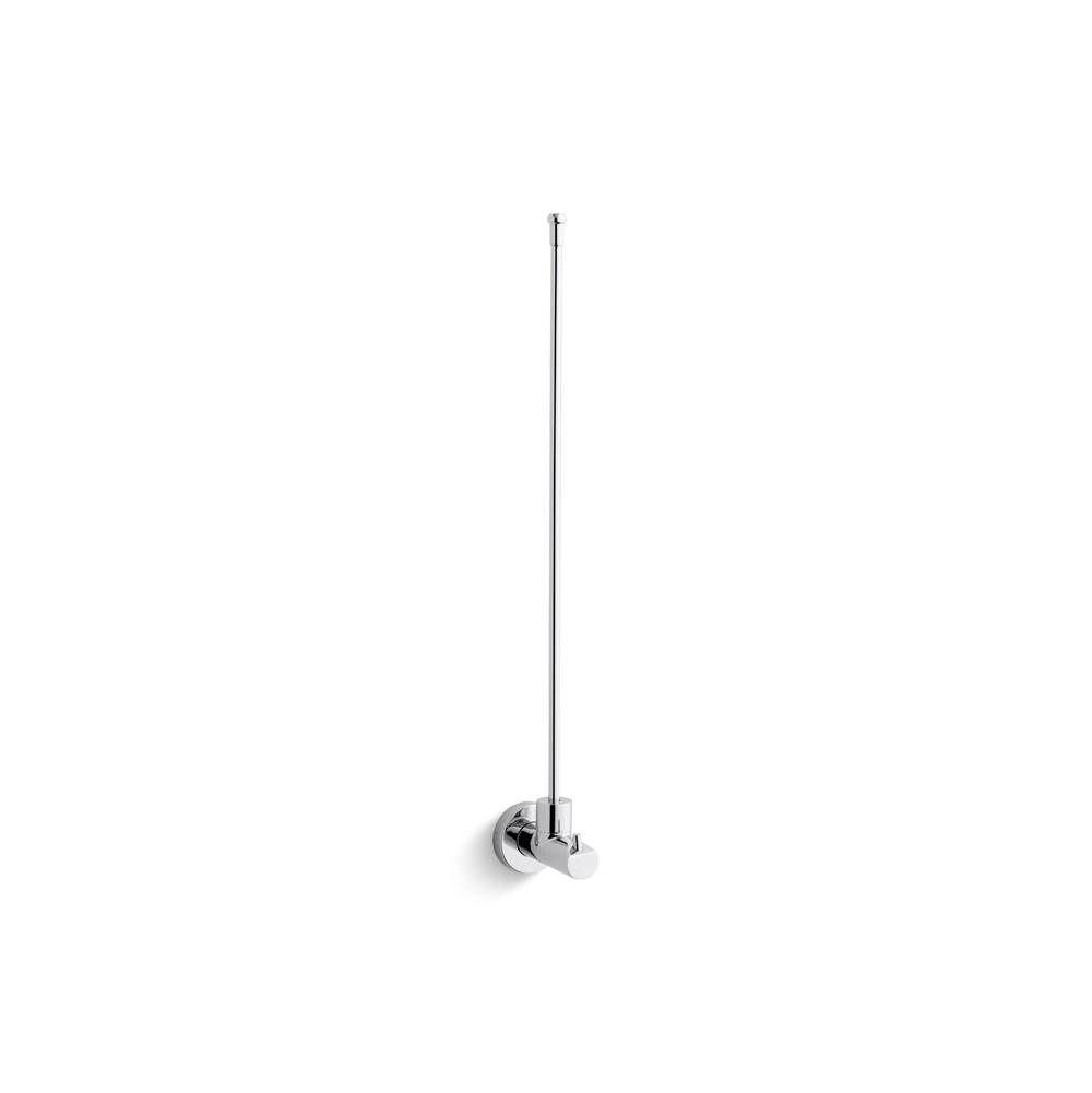 "Kallista P21638-00 P21638-00-GN 1/2""-14 Npsm, Gunmetal, Solid Brass, Basin Supply Valve"
