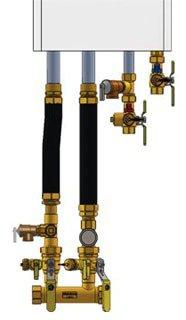 Webstone 4FK5CH Boiler Piping Kit