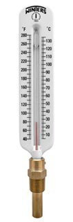 Winter TSW173LF Celsius/Fahrenheit Hot Water Thermometer