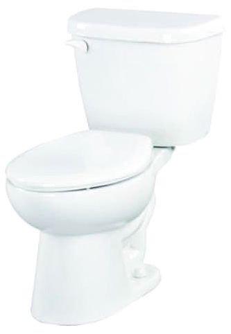 """Gerber MX-28-994 13-5/8"""" White Vitreous China Toilet Tank"""