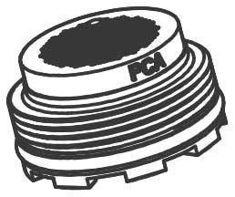 Moen 52016F03 0.35Gpm Chrome Vandal Resistant Faucet Aerator