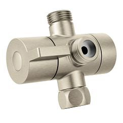 Moen CL703 Shower Arm Diverter in Brushed Nickel