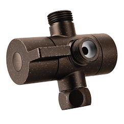 Moen CL703 Shower Arm Diverter in Oil Rubbed Bronze
