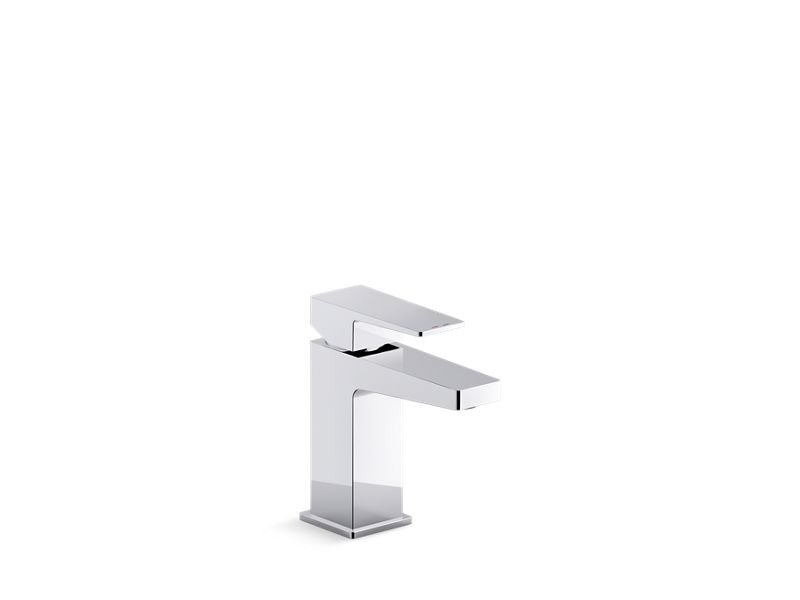 Kohler K-99760-4-CP Honesty Single-Handle Bathroom Sink Faucet