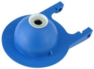 Korky 2022BP Blue Rubber Toilet Flapper