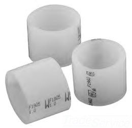 """Uponor Q4691000 1"""" Polyethylene Tubing Ring And Stop"""