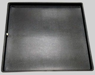 "Diversitech 6-3636L 36"" X 2"" Abs Plastic Air Conditioner Condensate Drain Pan"