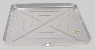 "Diversitech 6-M3030 30"" X 26 Gauge Metal Air Conditioner Condensate Drain Pan"