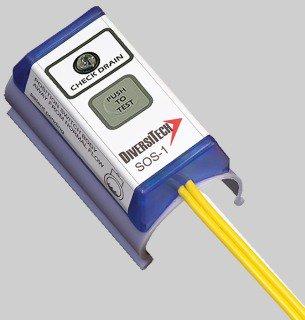 Diversitech SOS-1 24Vac Air Conditioner Condensate Drain Line Safety Overflow Switch