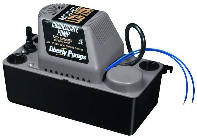 Liberty LCU-20S Pumps Lcu 1/30 Hp Condensate Pump With Safety Switch For 20' Hea, N/A