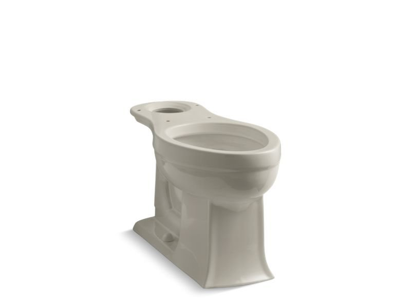 Kohler K-4356-G9 Archer Comfort Height Elongated Bowl in Sandbar