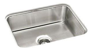 "Sterling Mcallister 11447-NA 24"" X 18"" X 18"" Stainless Steel 1-Hole 1-Bowl Kitchen Sink"