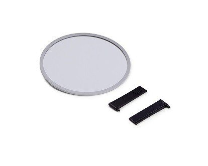 """Robern SOMM Robern SOMM 6 7/8"""" Swing-Out Magnifying Mirror with 2x Magnification"""