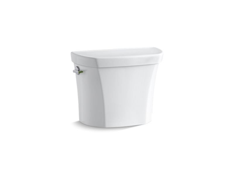 Kohler K-4458-0 Well worth Dual-Flush Tank in White