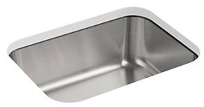 "Sterling Mcallister T11447-NA 23-3/8"" X 17-11/16"" 8"", Stainless Steel, 20-Pack, Under Mount, 1-Bowl, Kitchen Sink"